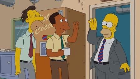Los Simpson (28×05) Capitulo 5 Temporada 28 Latino