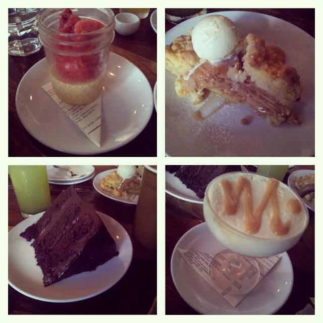 JoanaBananaDrama: Wildflour Cafe + Bakery