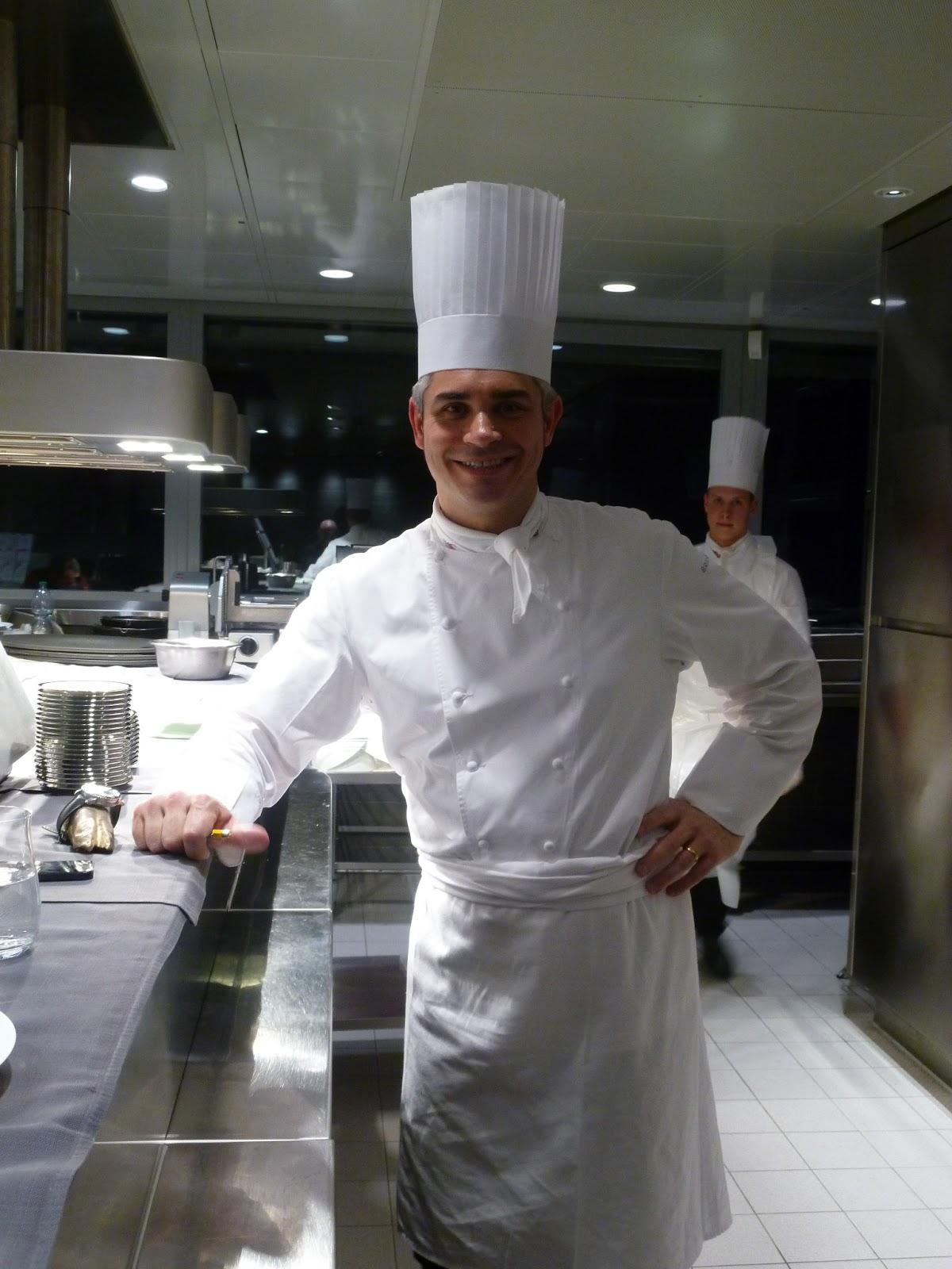 Club gastronomique prosper montagn par alain kritchmar for Cuisinier 78