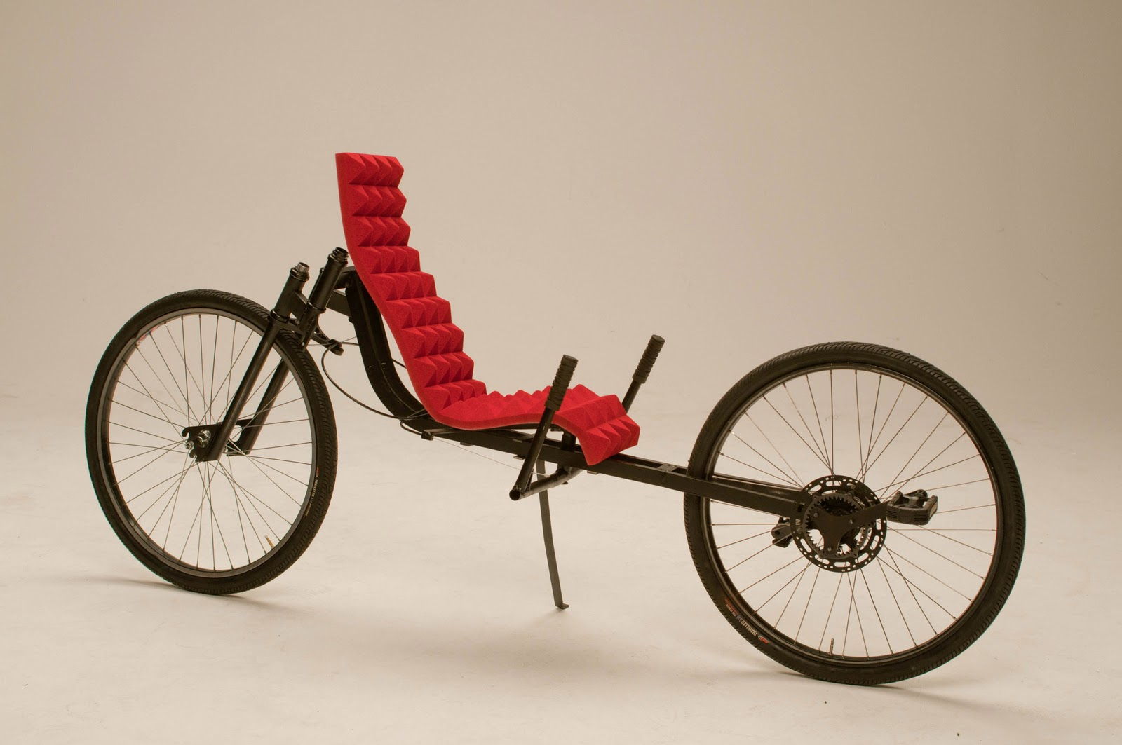 Rws Recumbent Bicycle Design Temptation