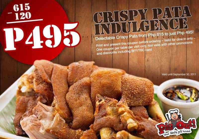 Manila Life: Crispy Pata Craze!!