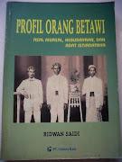 PROFIL ORANG BETAWI