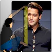 Salman Khan Height - How Tall