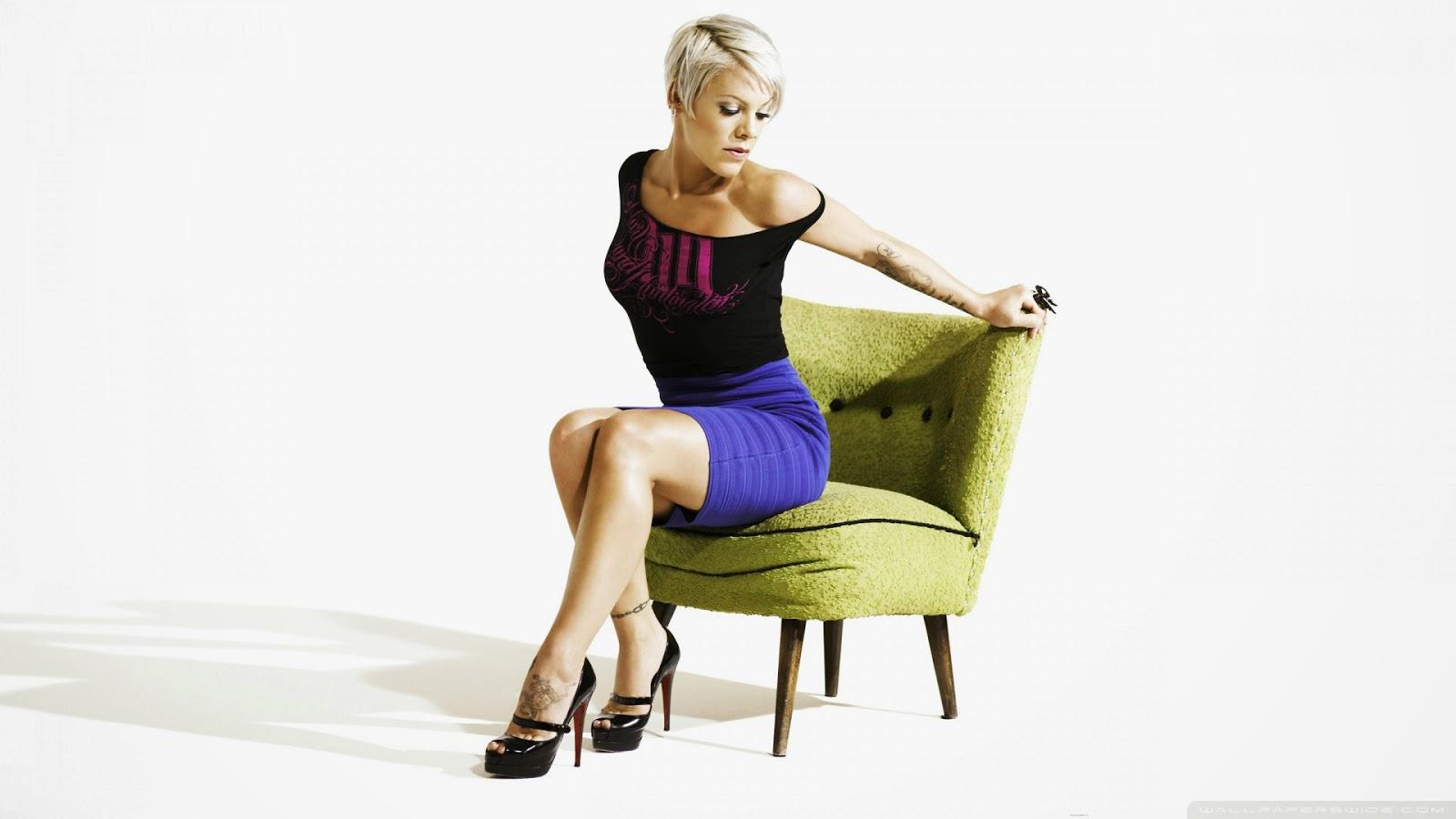 Alecia Beth Moore Pink.las mas bellas