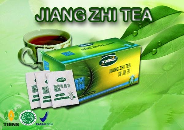 Jiang Zhi Tea,  Menyembuhkan Asam Urat Dan Menurunkan Kolesterol