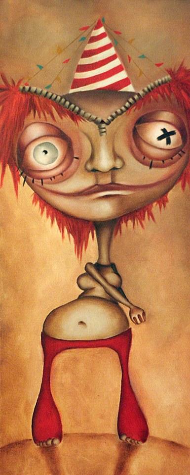 """Sally"", 2009"