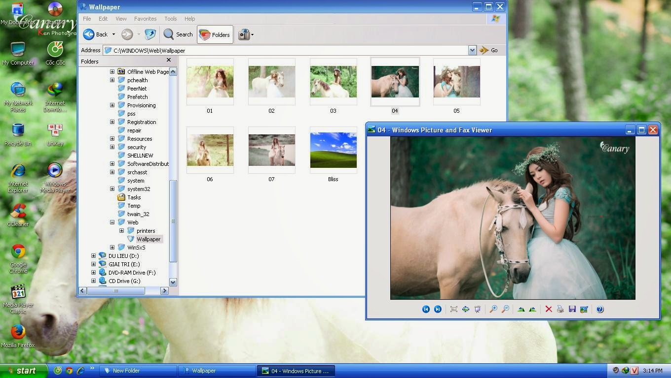 Download Ghost Windows XPSP3 Full Soft + Driver Cho Game Thủ