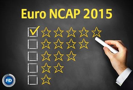 Fénix Directo - resultados valoraciones EuroNCAP 2015