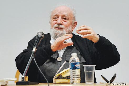 Michel Butor vu par Didier Devos