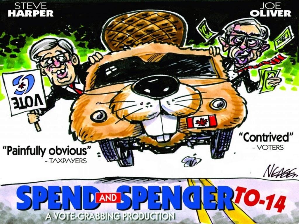 Steve Nease: Spend & Spender / Dumb & Dumber.