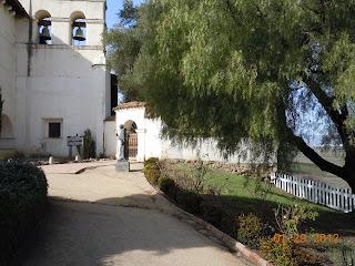 california spanish mission