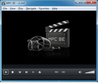 Download Media Player Classic Black Editions 1.4.4 Terbaru