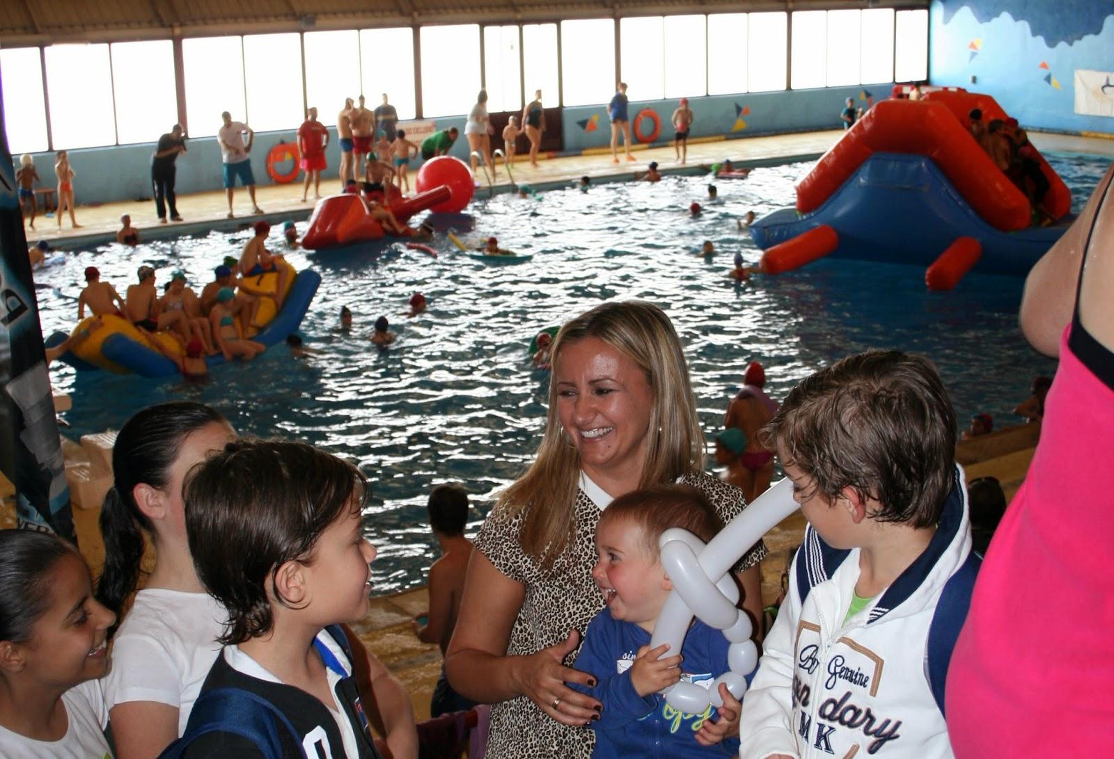 Nueva edici n del d a del agua en familia en toledo for Piscina cubierta illescas