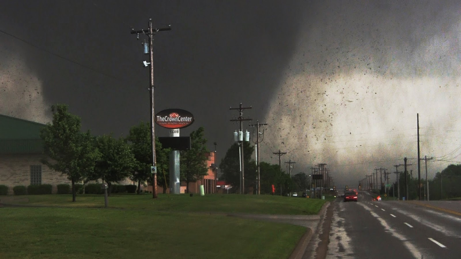 Severe Thunderstorms And Tornadoes