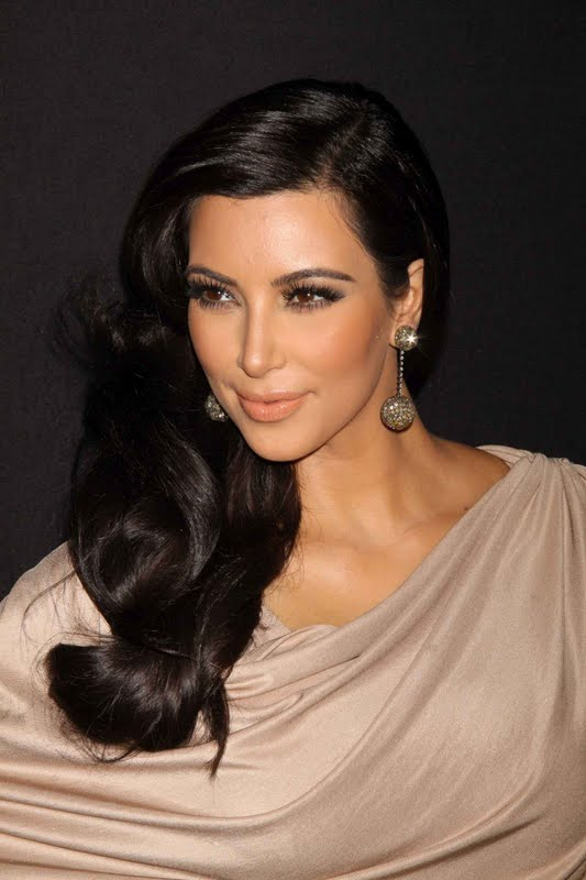 "Kim Kardashian at ""A Night of Style & Glamour"" Event in New York"