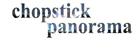 chopstick panorama