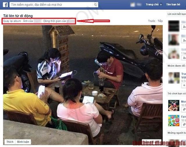 Cách tìm nick Facebook qua link ảnh nhanh nhất