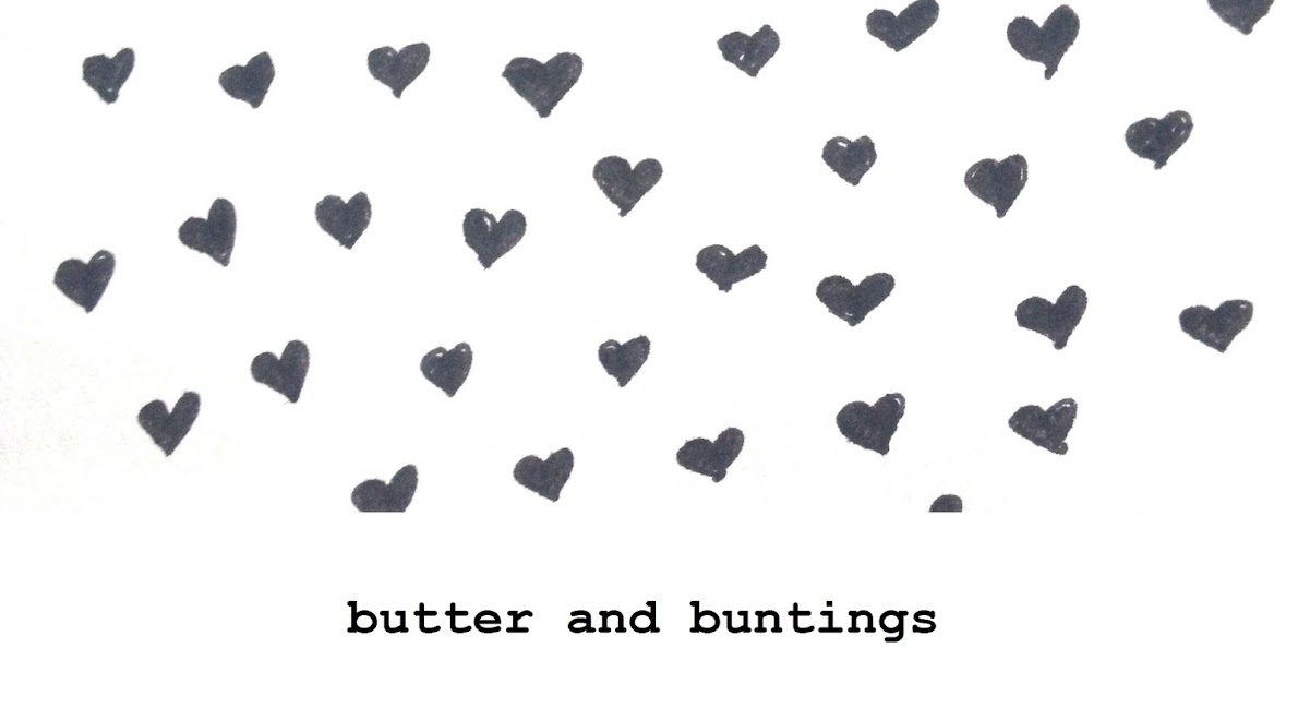 Butter and Buntings