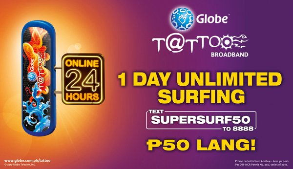 How To Register To Globe Supersurf Promo Charotero A Personal