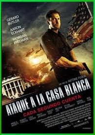 Olimpo Bajo Fuego 2013 [3gp/Mp4/DVDRip Latino HD Mega