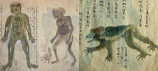 Binatang Mitologi Dunia yang Melegenda - Kappa