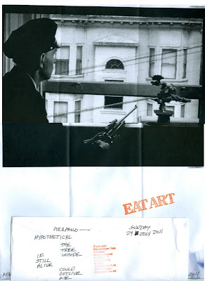 The Title We Just Forgot Mailart Received From Mike Dyar San