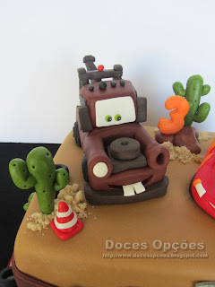 cars mate sugar paste disney