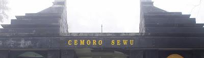 Cemoro Sewu Magetan Jawa timur
