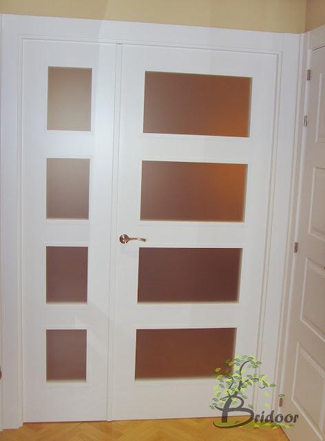 Puertas lacadas bridoor madrid