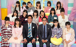 NGT48荻野由佳・加藤美南「パジャマ姿でのお泊まり会」パジャマトークTV番組出演