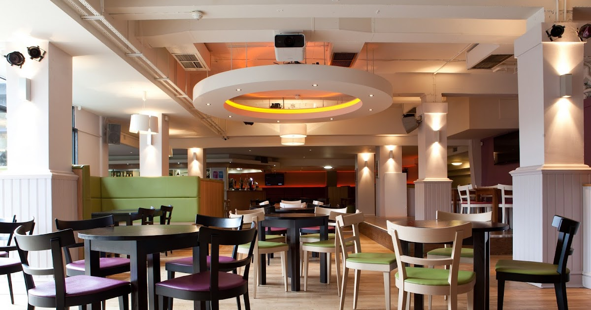 Dawnvale Hospitality Interior Solutions Fast Track Refurbishment At Sheffield University