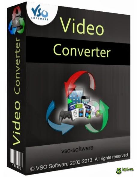 VSO Video Converter 1.2.0.10 [PL] [FULL]