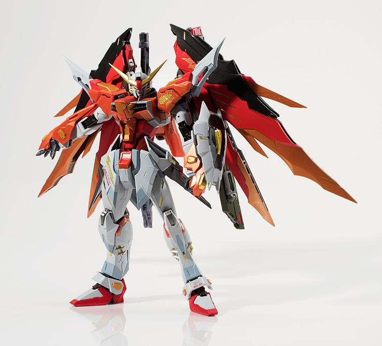 Metal Build Destiny Gundam Heine Custom Exclusive