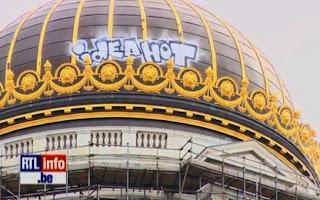 graffiti palais de justice bruxelles