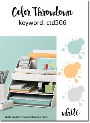 Color Throwdown #506 до 20/08