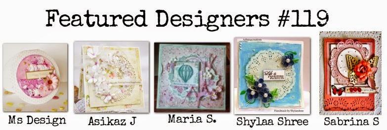 Featured Designers #119