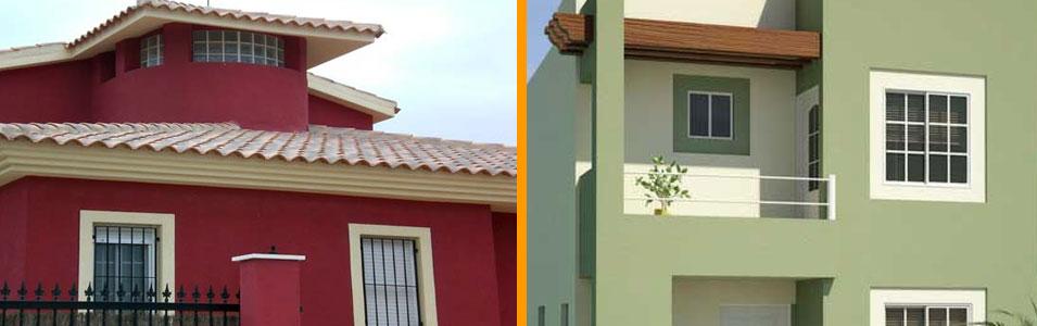Alolocoyalotonto tienda de dise o c rdoba consejos para pintar el exterior de una casa - Pinturas para exterior ...