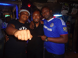 BOBBY MONGI,SEIF KABELELE AND IBRAH MPINGA