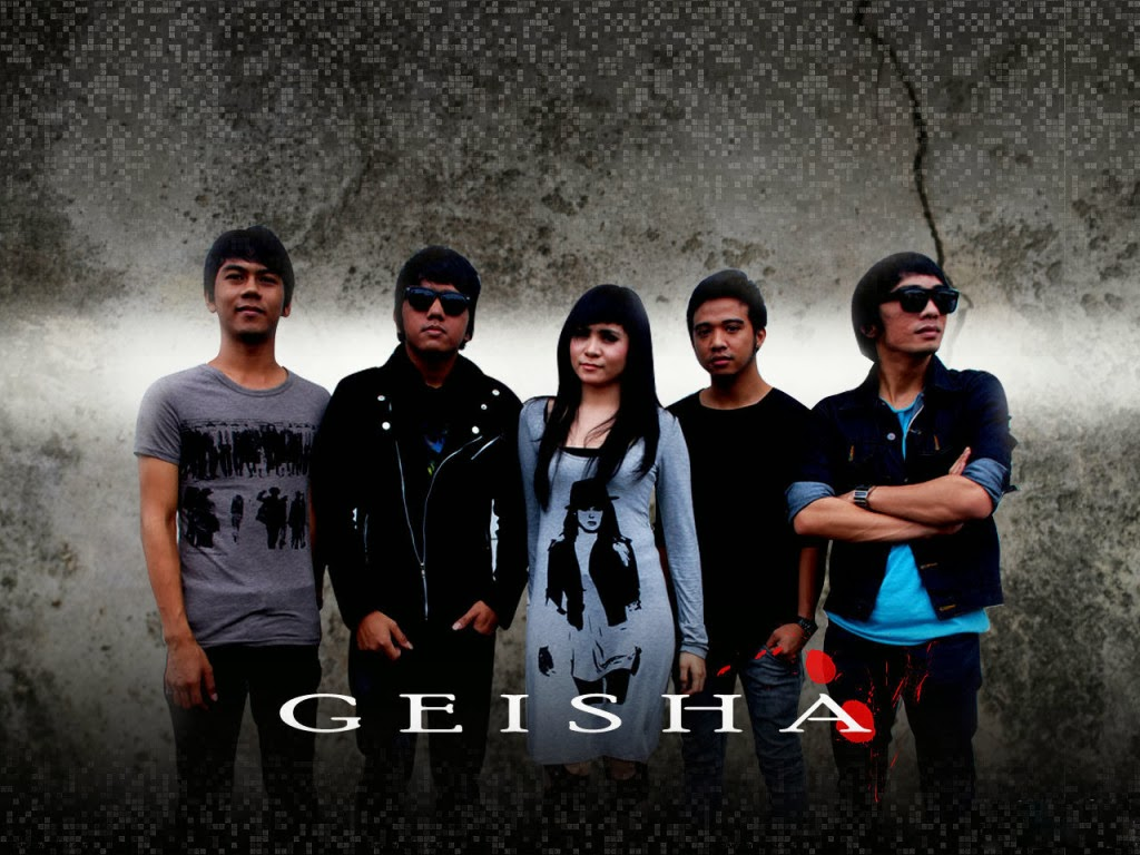 Download Lagu-lagu(MP3) dan Album Geisha Full Album