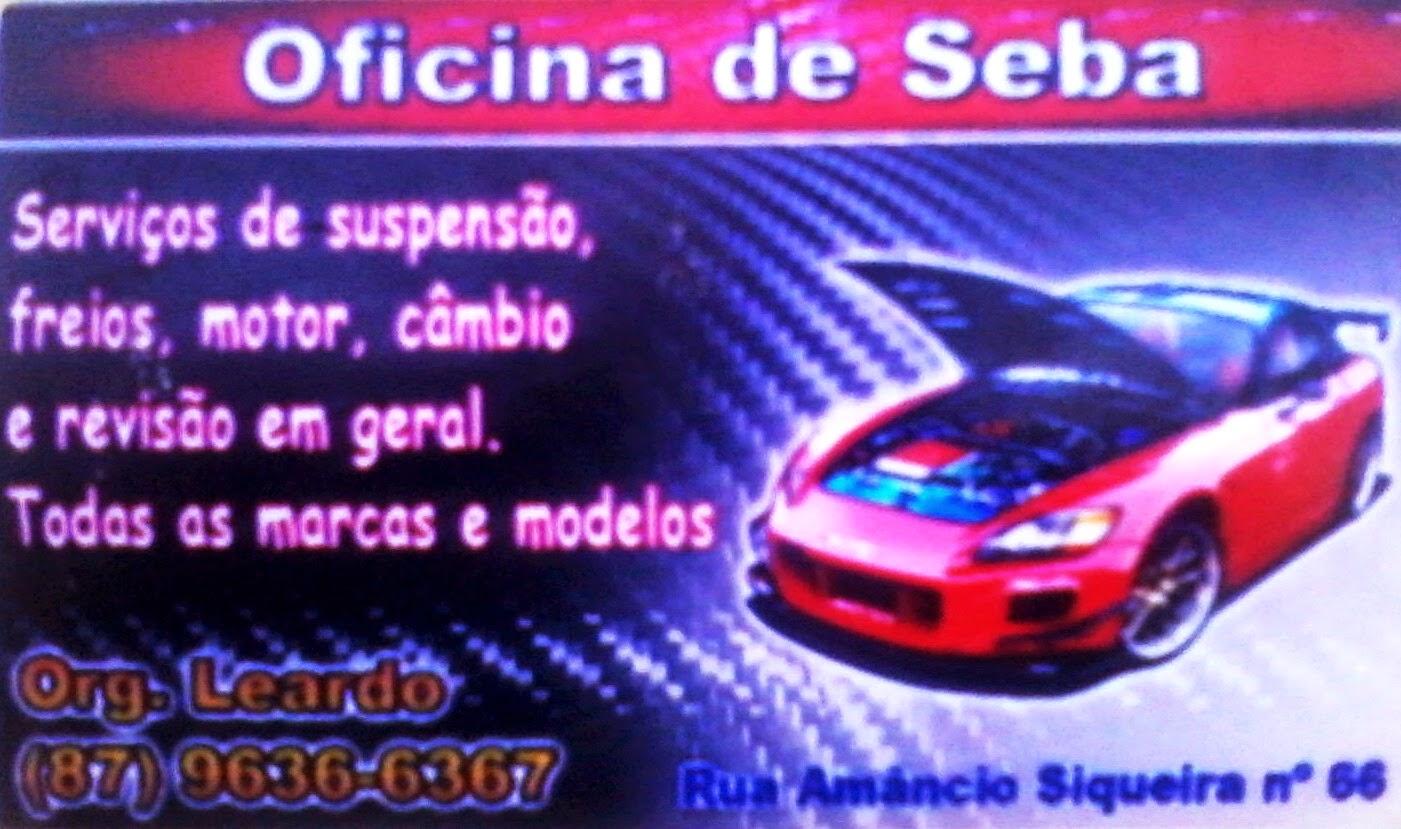 OFICINA DO SEBA