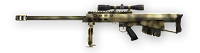 Barrett M90 sniper rifle