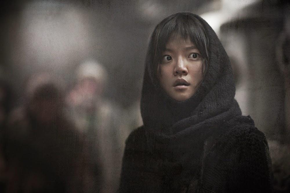 Ko Ah-Sung in Snowpiercer