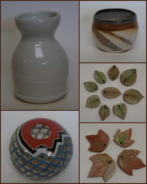 Ceramics by Lily L.