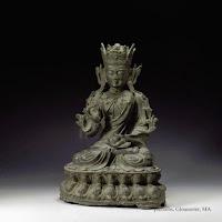 17th C. Ming Buddha