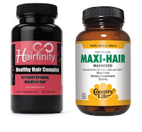 Maxi-Hair versus Hairfinity