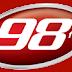 Ouvir a Rádio 98 FM 98,9 de Curitiba - Rádio Online