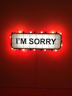 I'M SORRY2
