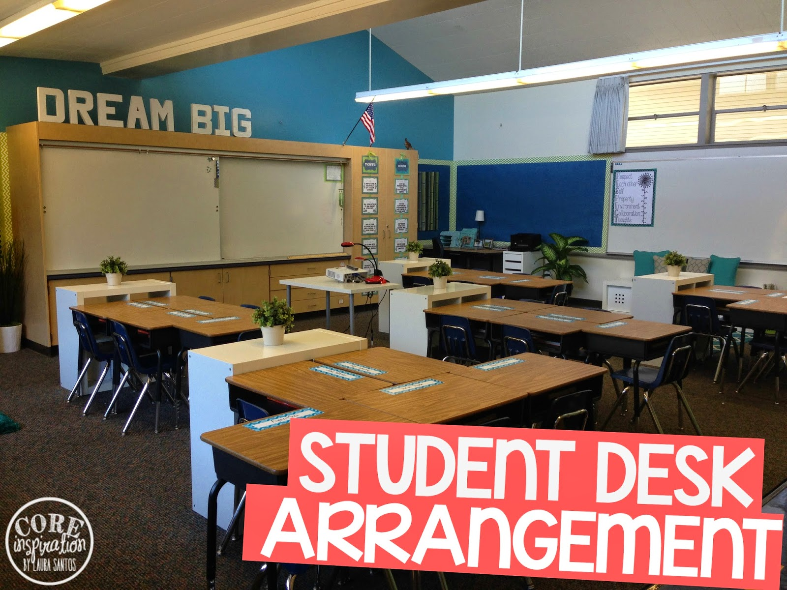 Core Inspiration by Laura Santos: CLASSROOM TOUR 2015-16 SCHOOL YEAR