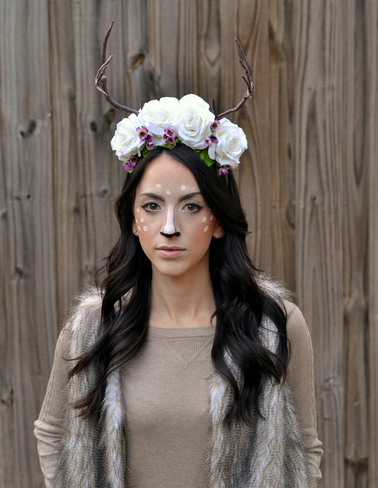 DIY_Fawn_Makeup_Headpiece