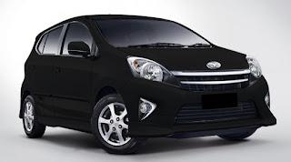 Pilihan Warna Toyota AGYA